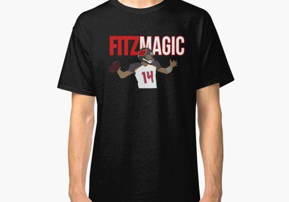 promo code 6f7c8 a79d3 Ryan Fitzpatrick - FitzMagic | Classic T-Shirt | Products ...