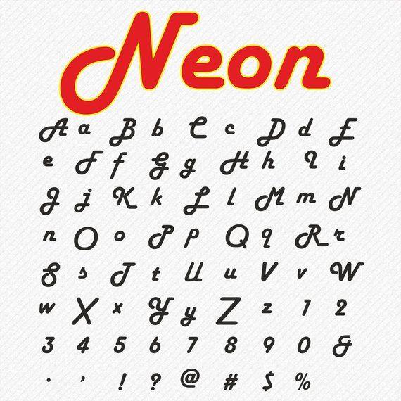 Aesthetic fonts – Artofit