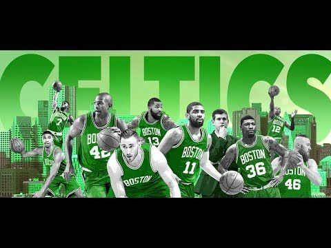 Boston Celtics 2017 2018 Promo Video New Era New Team Boston Celtics Wallpaper Boston Celtics Team Boston Celtics