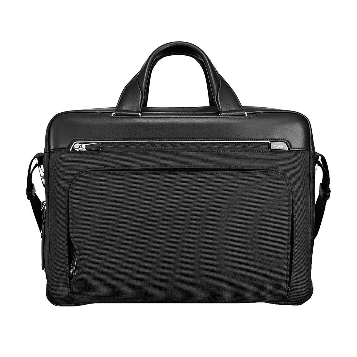 154484719869 Tumi Arrive Richmond Travel Kit Toiletry bag in Black Nylon
