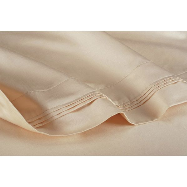 Superior 100-percent Premium Long-staple Combed Cotton 1000 Thread Count Soft Pillowcase Set