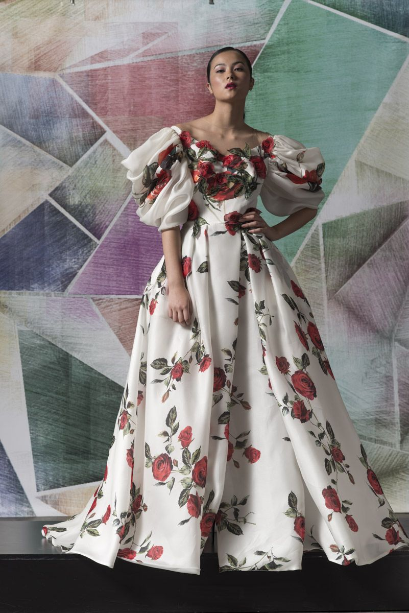 Pin By Esposa Group On Esposa Evening Spring Summer 2017 Collection Fashion Gowns Fashion Fantasy Gowns