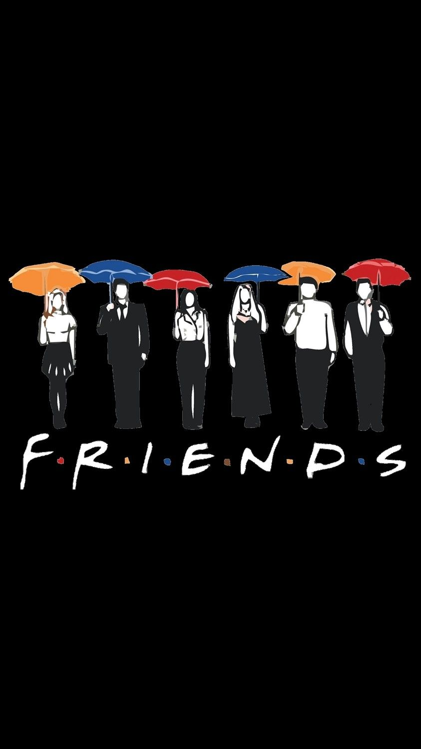Papeis De Parede Para Whatsapp Do Friends Sitcom Friends Wallpaper