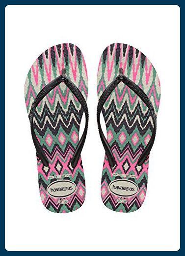 the best attitude c5a16 d5284 Havaianas Damen Flip Flops Slim Tribal Grösse 43/44 EU ( 41 ...