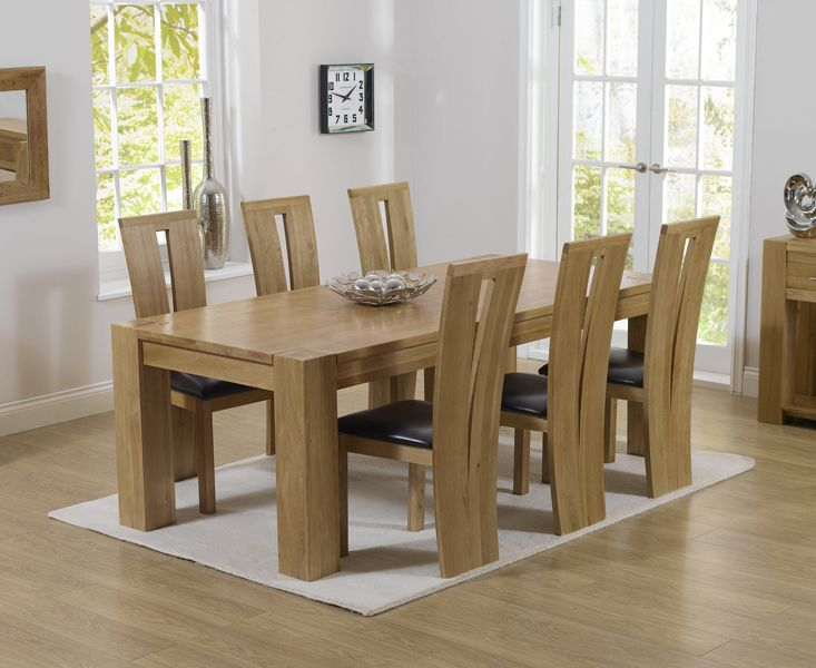Dining Furniture  Furniture Dining  Dining Furniture Sale Captivating Oak Dining Room Table And 6 Chairs Design Inspiration