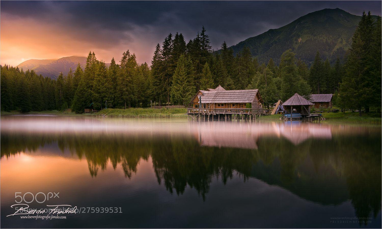 Die Hütte am See by FriedrichBeren Travel, Landscape