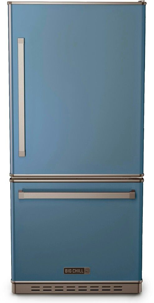 big chill appliances pro line refrigerator french blue 2 of these