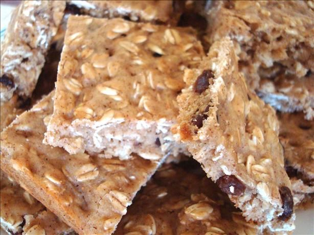 Chewy Oatmeal Bars - moved to great recipes since I just made these and found them to be wonderful. Used vanilla yogurt and forgot to add vanilla yet still worked quite well. Suggestion: watch closely or they will be crispy