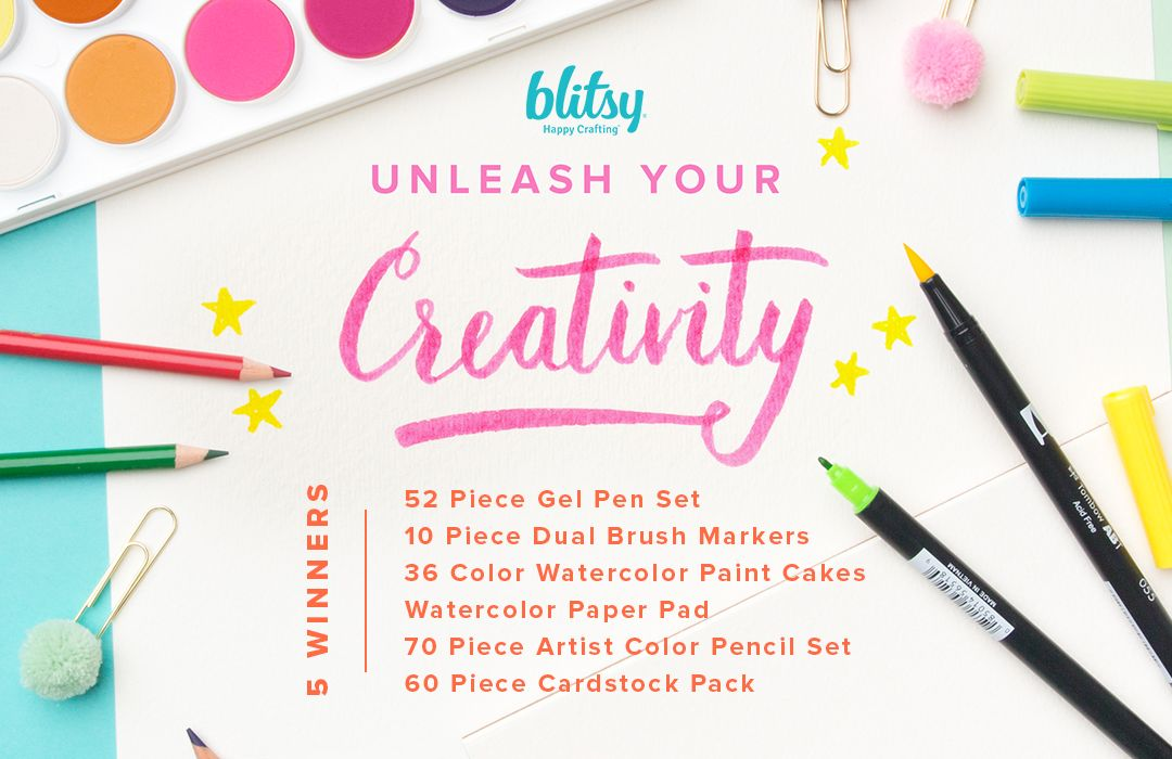 Stationery giveaway sweepstakes
