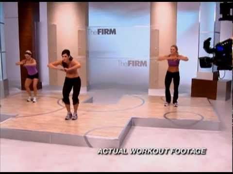 The FIRM Express Preview. I'm training for a sprint Triathlon & 20min of these videos still kick my butt!