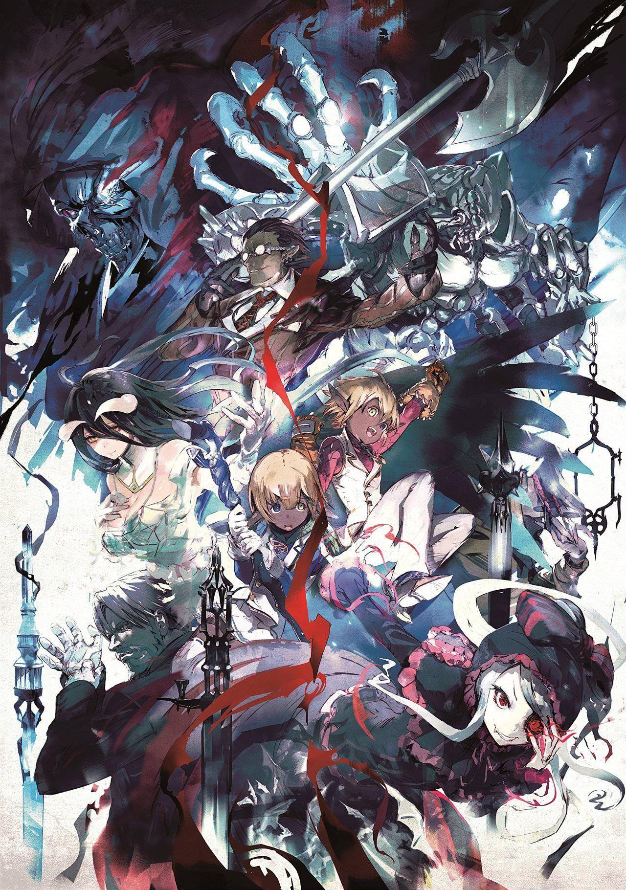 Some Of So Bin S Other Overlord Art Anime Anime Wallpaper Anime Art
