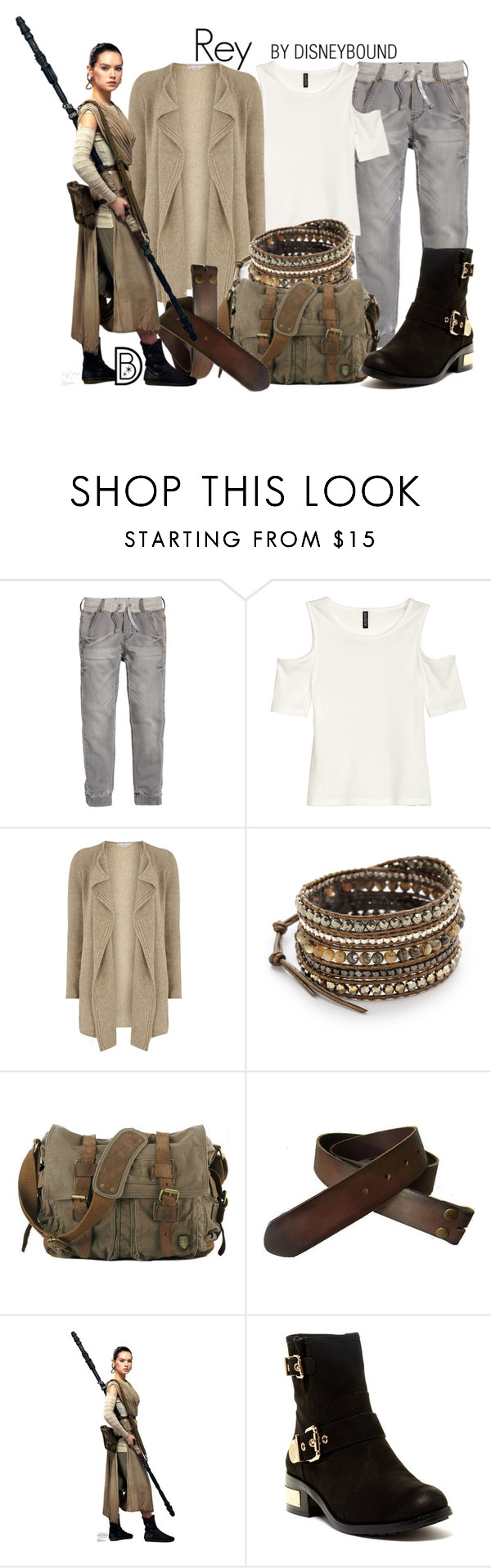 """Rey"" by leslieakay ❤ liked on Polyvore featuring Dorothy Perkins, Chan Luu, Vince Camuto, women's clothing, women's fashion, women, female, woman, misses and juniors"