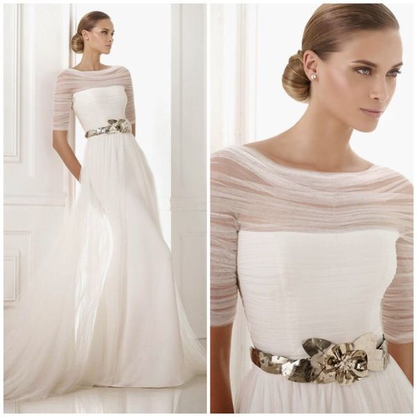 Pronovias 2015 wedding dress collection. I am absolutely in love with this dress.