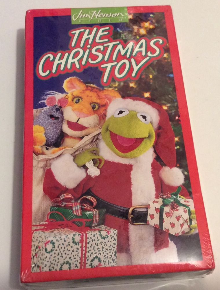 The Christmas Toy [VHS] Brand New Sealed Jim Henson #JimHenson ...