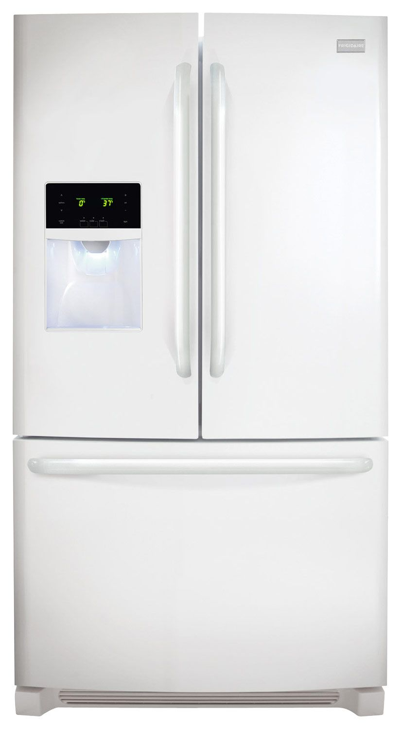 I like this from Best Buy White french door refrigerator