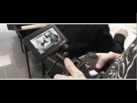 Bedrijfsvideo the AIM: making of