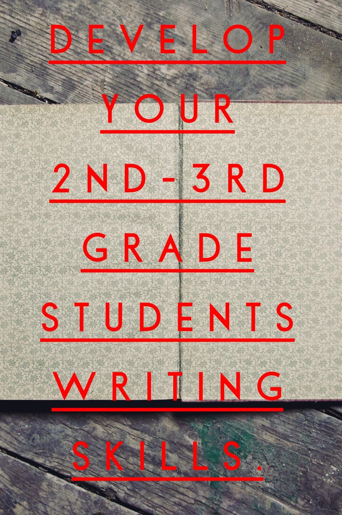 Writing Intervention Worksheets 2nd 3rd In