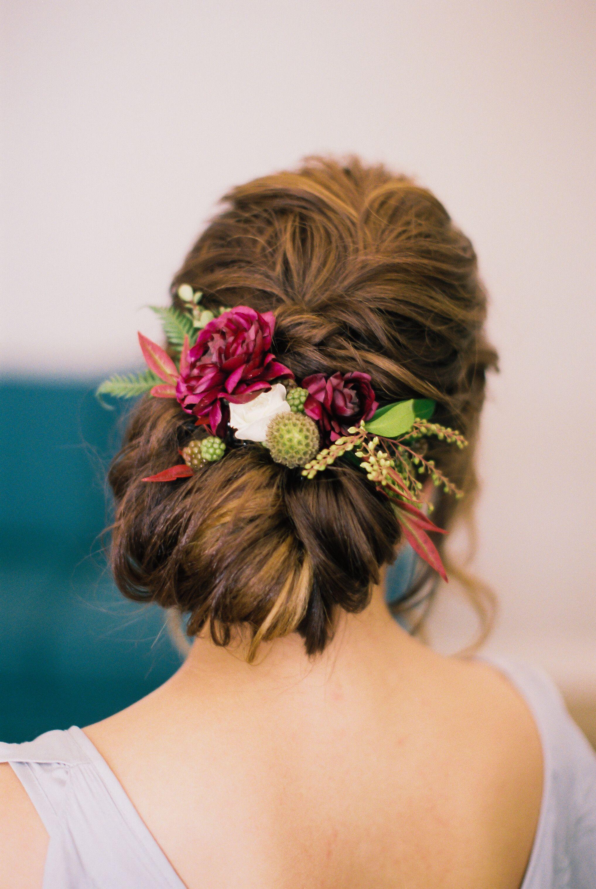 custom flower pins enchanted