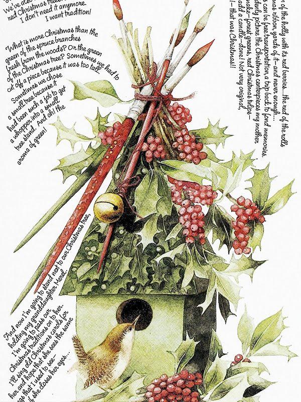 Marjolein Bastin-love her illustrations.