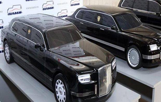 الصناعة الروسية تسلم الدفعة الأولى من سيارة الرئيس كورتيج قبل نهاية 2017 شارف مشر Limo Limousine Car Limousine