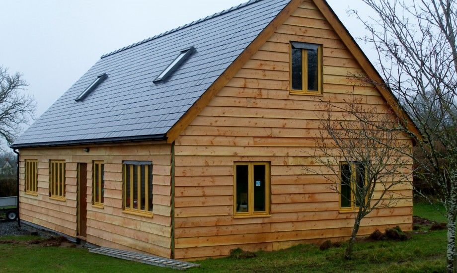 Image result for larch wood cladding uk | Home ideas | Pinterest