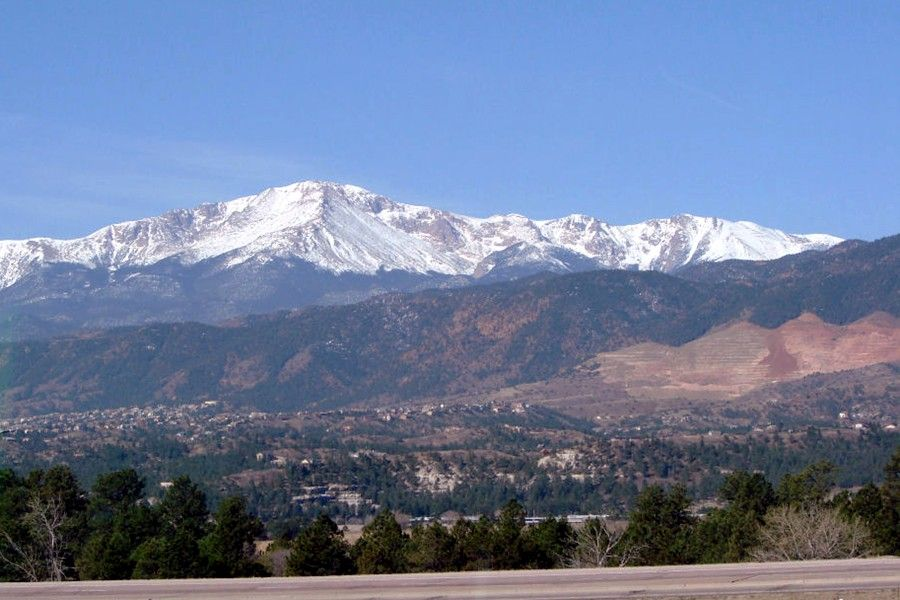 Pikes Peak Not to be confused with