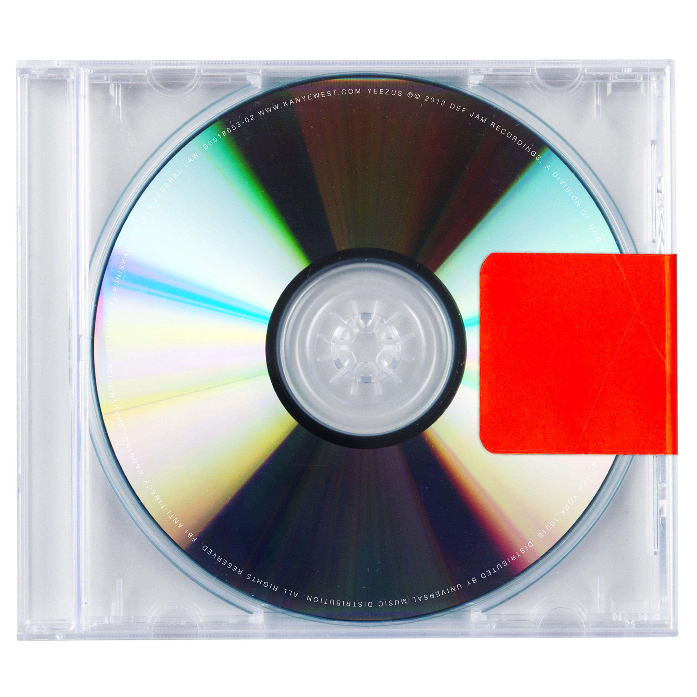 Yeezus By Kanye West Rap Album Covers Kanye West Yeezus Yeezus Cover