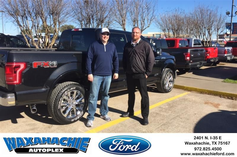 HappyBirthday to Brian from Shawn Raleigh at Waxahachie