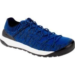 Photo of Mammut men's multifunctional shoes Hueco Knit Low, size 44 in blue MammutMammut