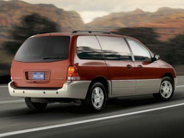 Best Used Minivans 2006 2007 Ford Freestar
