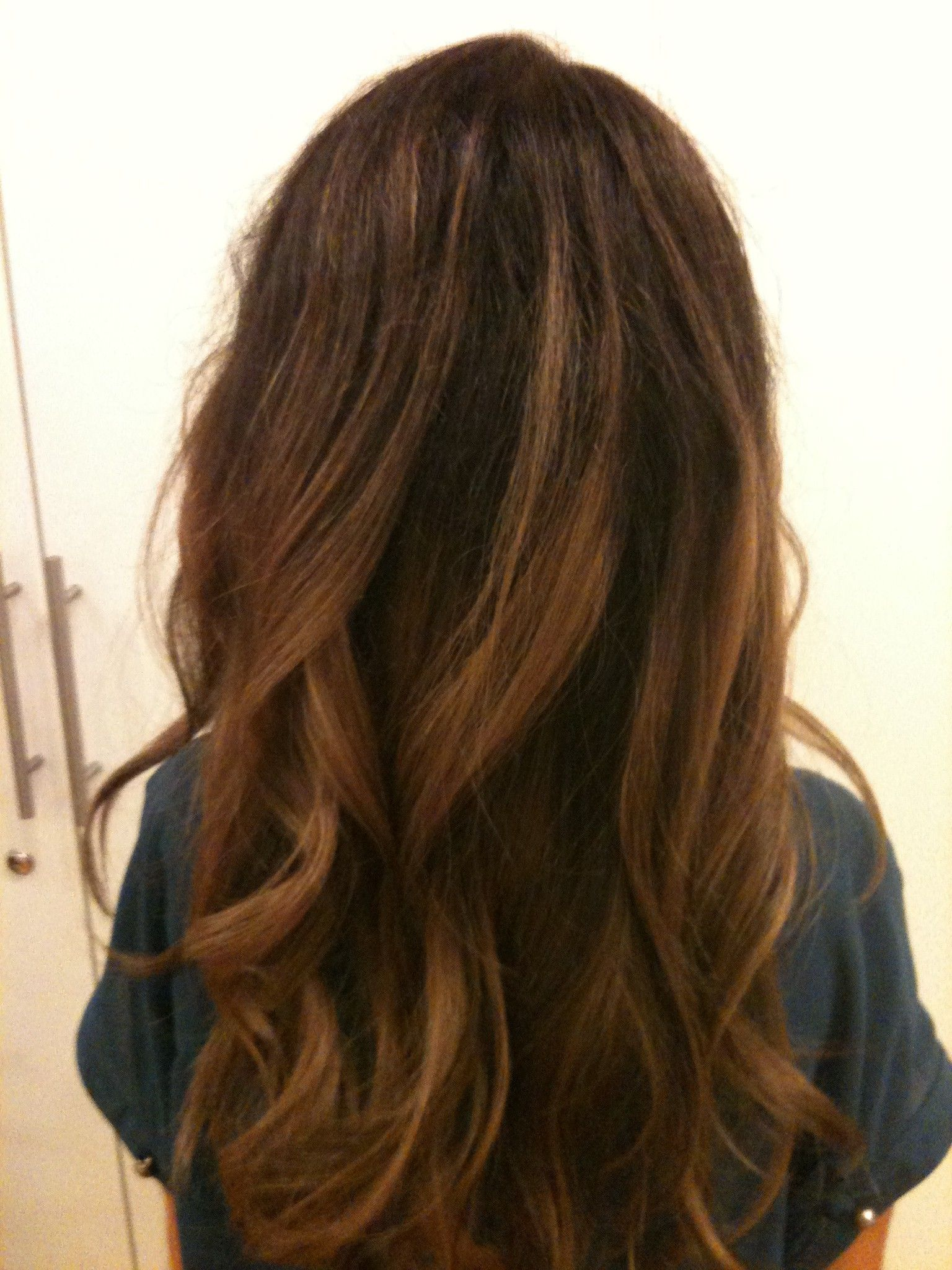 Not this, base color from the bottom half? | Hair | Pinterest ...