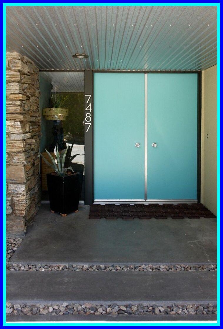 double front doors mid centurydouble front doors mid