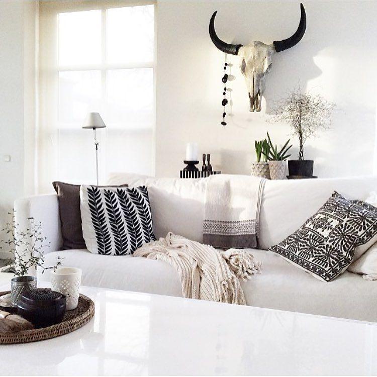 Stylish Cred: @skovbon Thank you for sharing #livingroom #sofa #stue ...