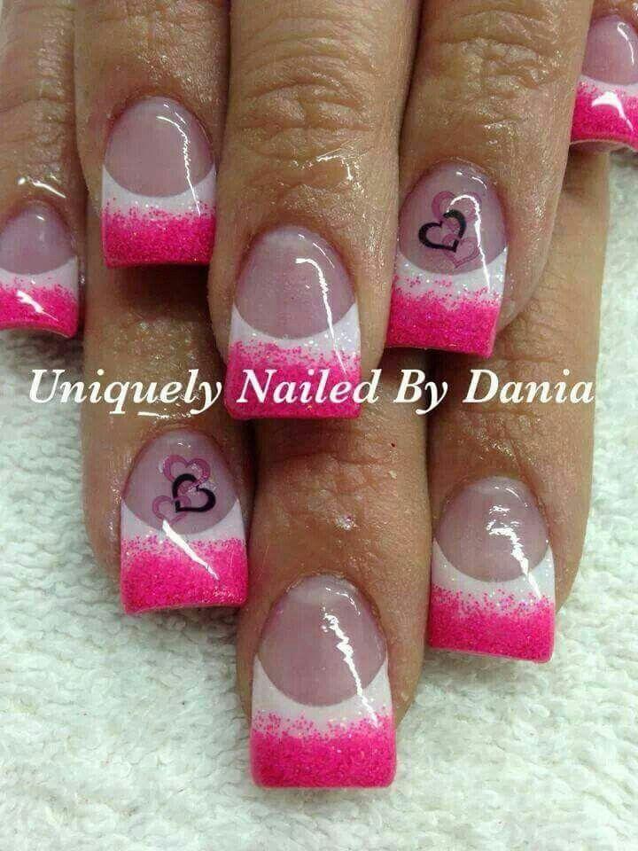 Pin by Victoria Benson on Nails   Pinterest   Nail nail, Pedicures ...