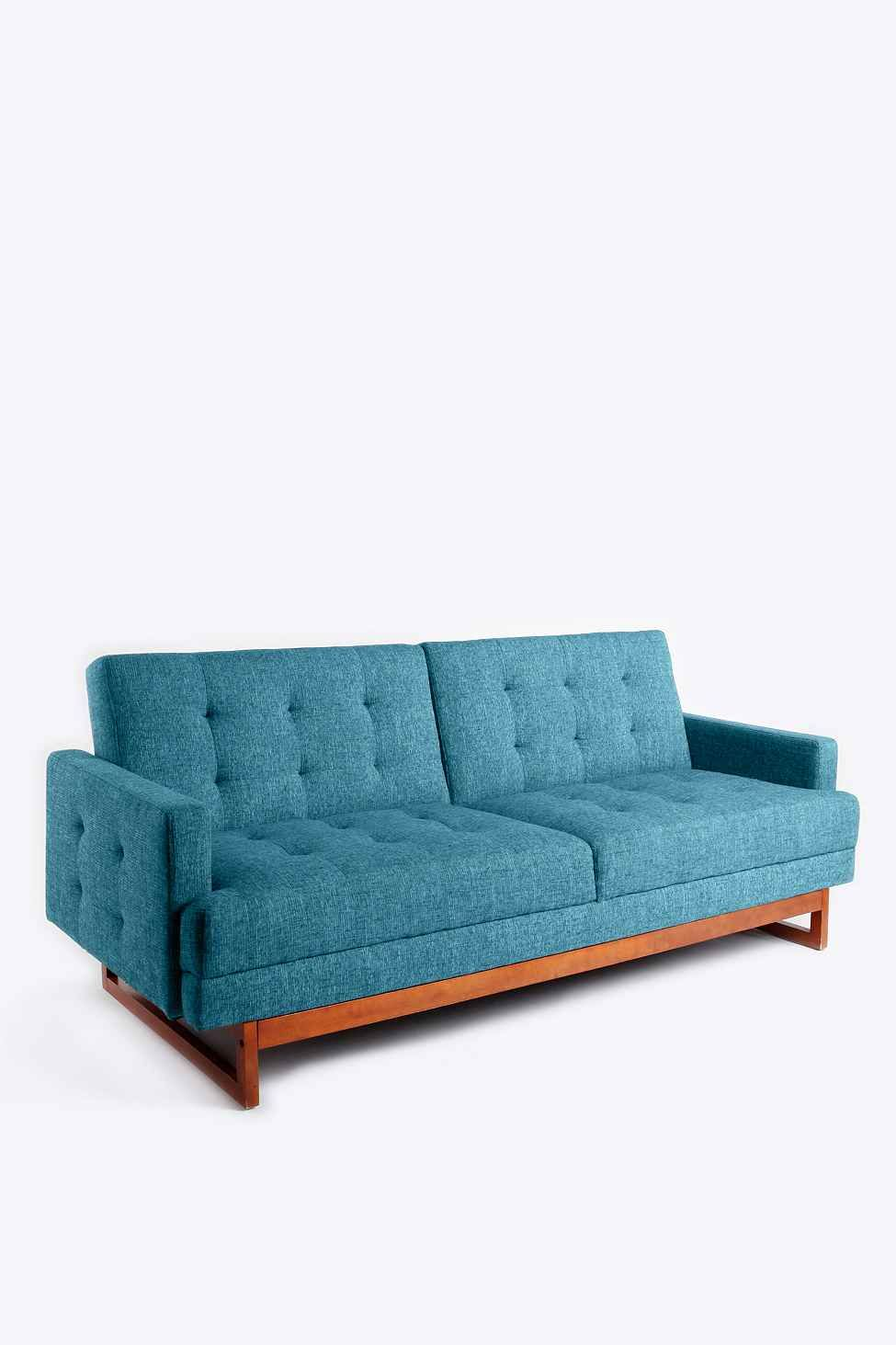 Either Or Sofa in Turquoise