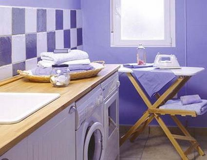 What Best Color To Paint Laundry Room With No Windows 7