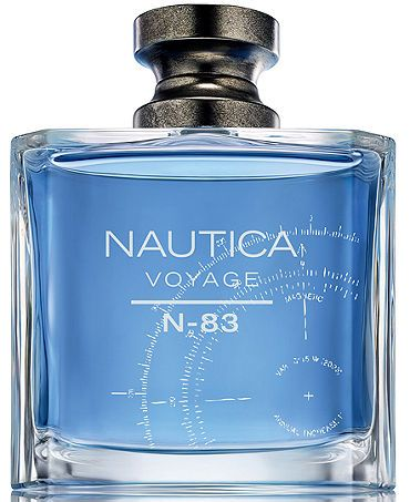 Voyage N-83 by Nautica Fragrance for Men http://pickafragrance.com/voyage-n-83-nautica-fragrance-men/