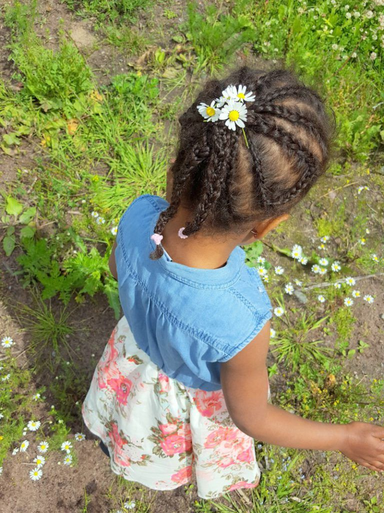 Summer Hair  |  Sweet Daisies
