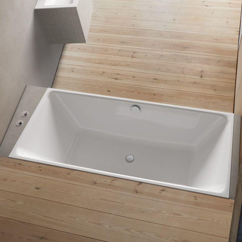 Bette Loft Rechteck Badewanne Die Einbau Badewanne Besteht Aus