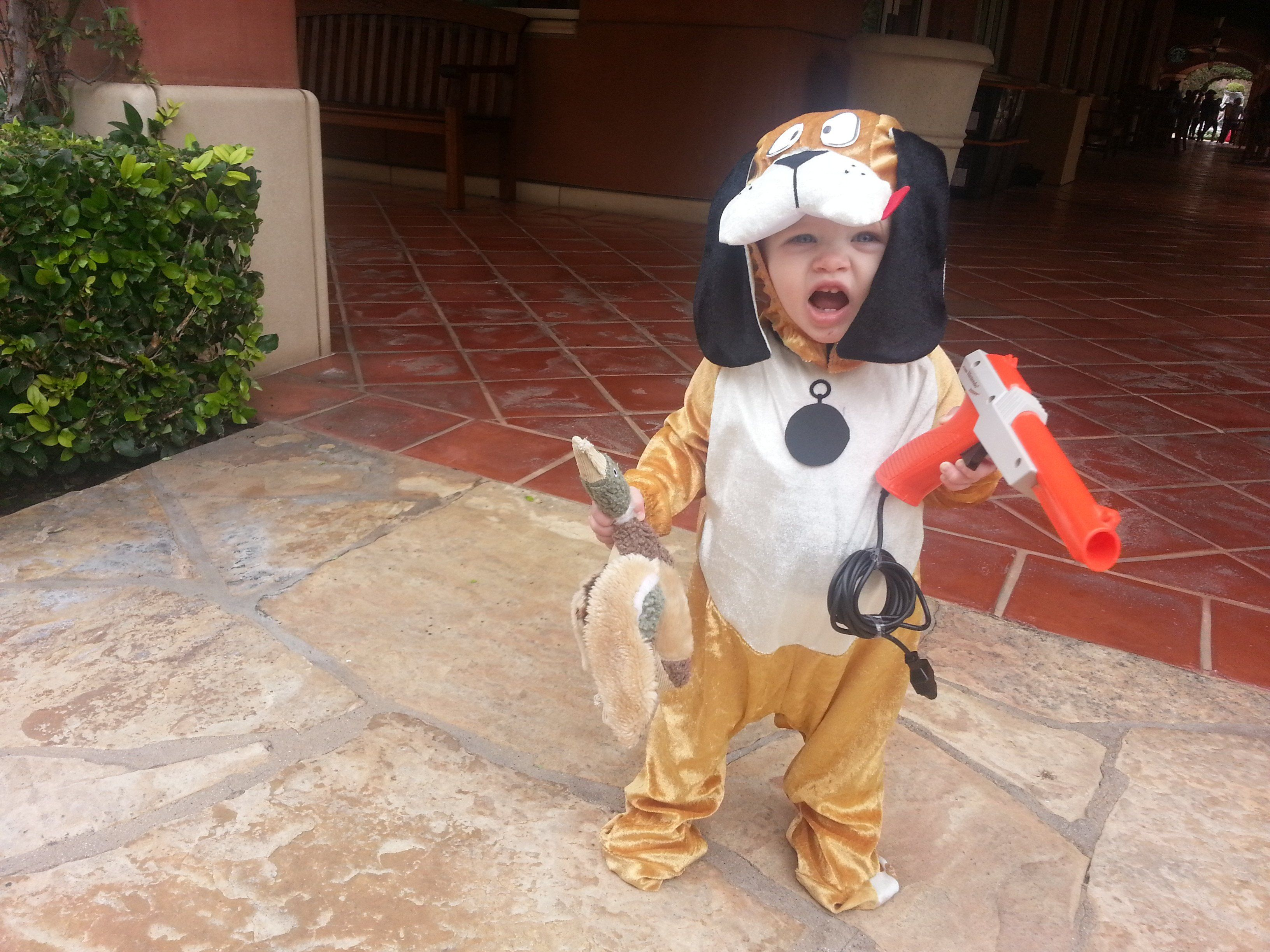 Duck Hunt Dog Fun Cute Costumes For Kids Cool Costumes