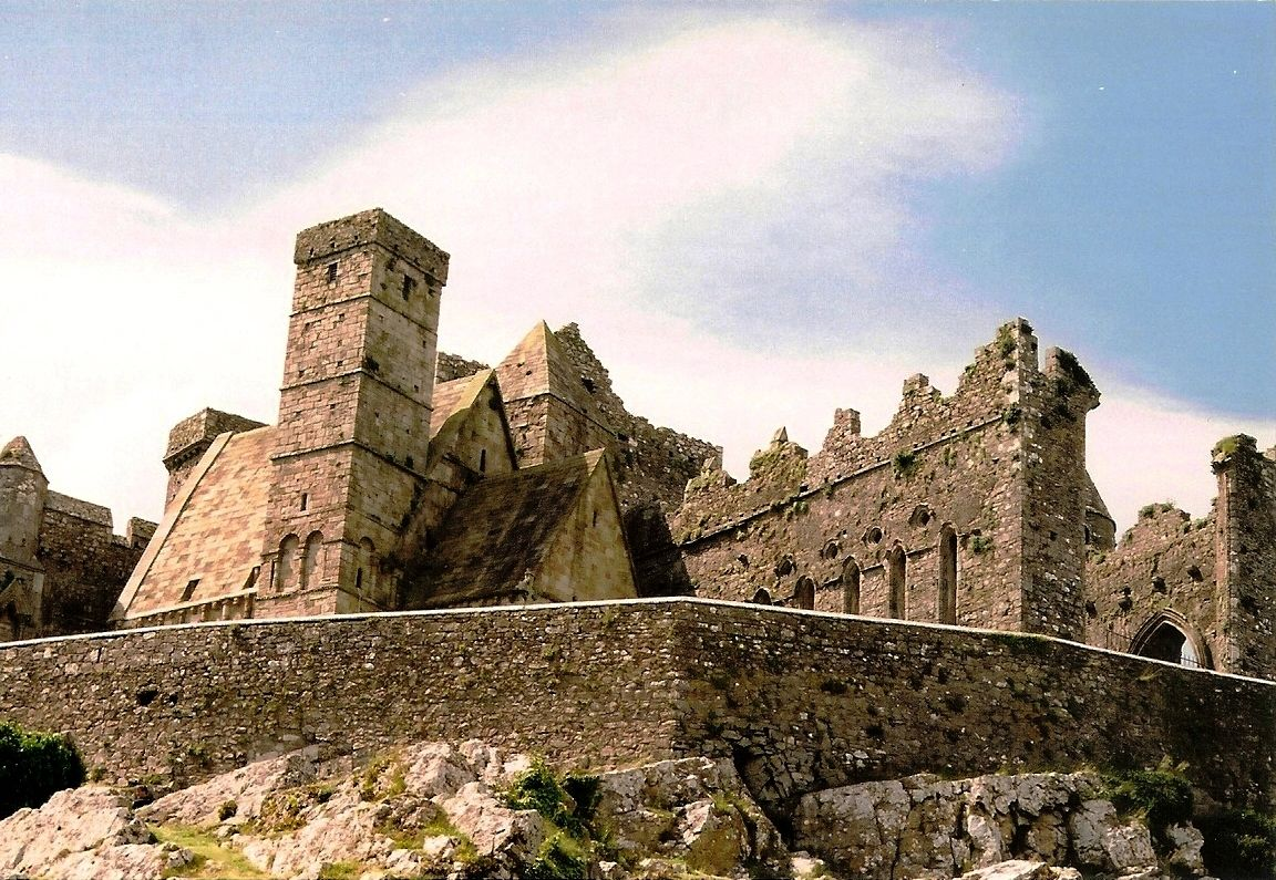 Cashel Castle Ruins, Ireland
