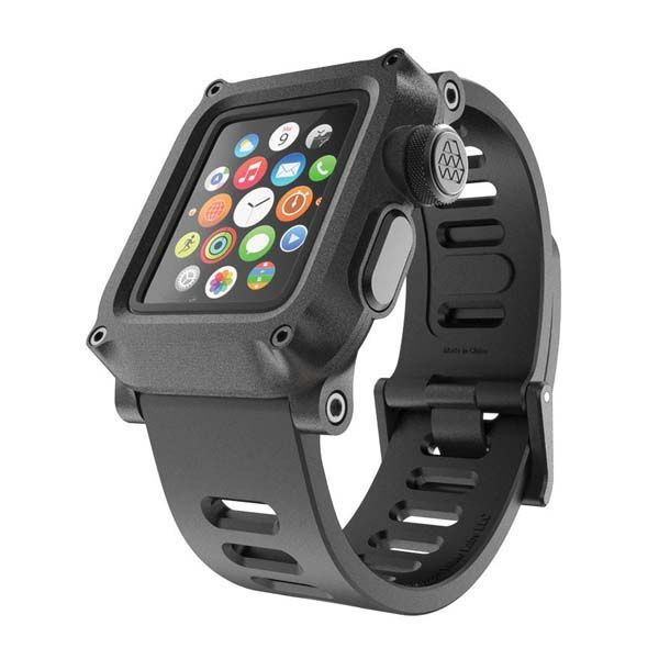 the latest 31c39 33eb1 LUNATIK EPIK H2O Waterproof Apple Watch Case in 2019 | Apple Gadgets ...