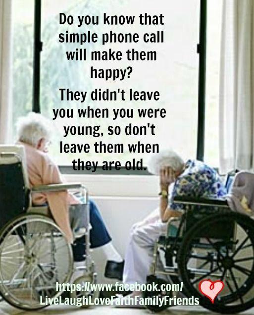 Aging Parents: Show LOVE To Your Parents...