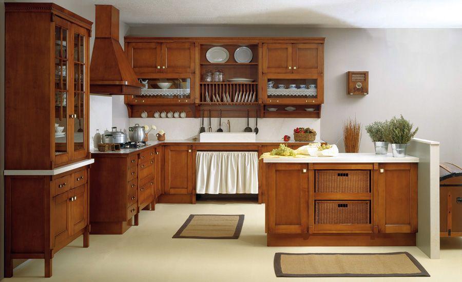 cocina rustica Cocina Pinterest Rusticas, Cocinas y Muebles de