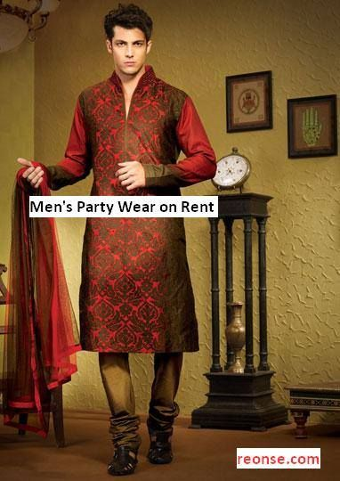 faaa9f62b2e All types of Party wear dress for men on Rent - reonse.com