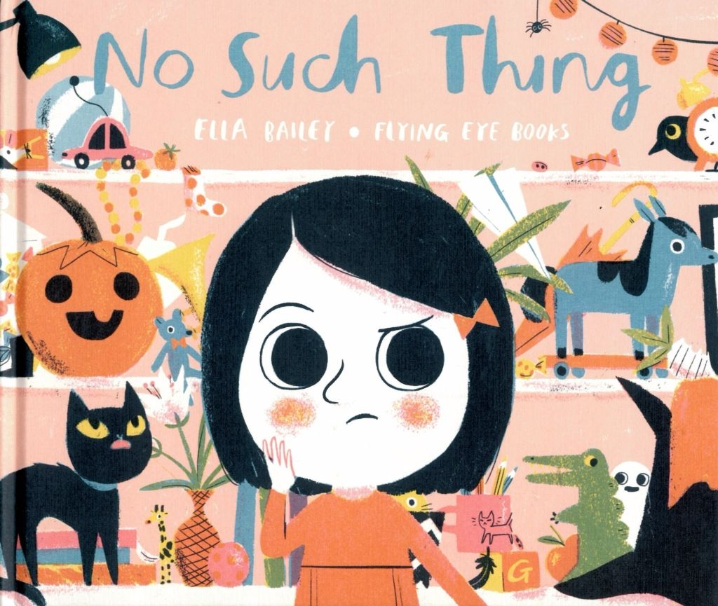 No Such Thing – Ella Bailey Q&A | tygertale