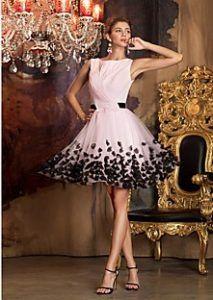 c50f826a8db7 kokteil forema Σιφόν, Φορέματα Για Το Χορό, Κοκτέιλ Φορέματα, Senior Prom,  Πλεκτά