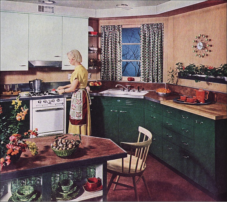 Pin By EssayJay On Retro Kitchens - 2 In 2019