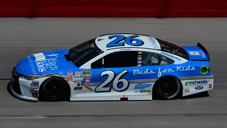 Every paint scheme in bojangles southern 500 with images