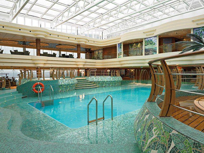 Onboard MSC Fantasia & Splendida cruise ships www.facebook ...